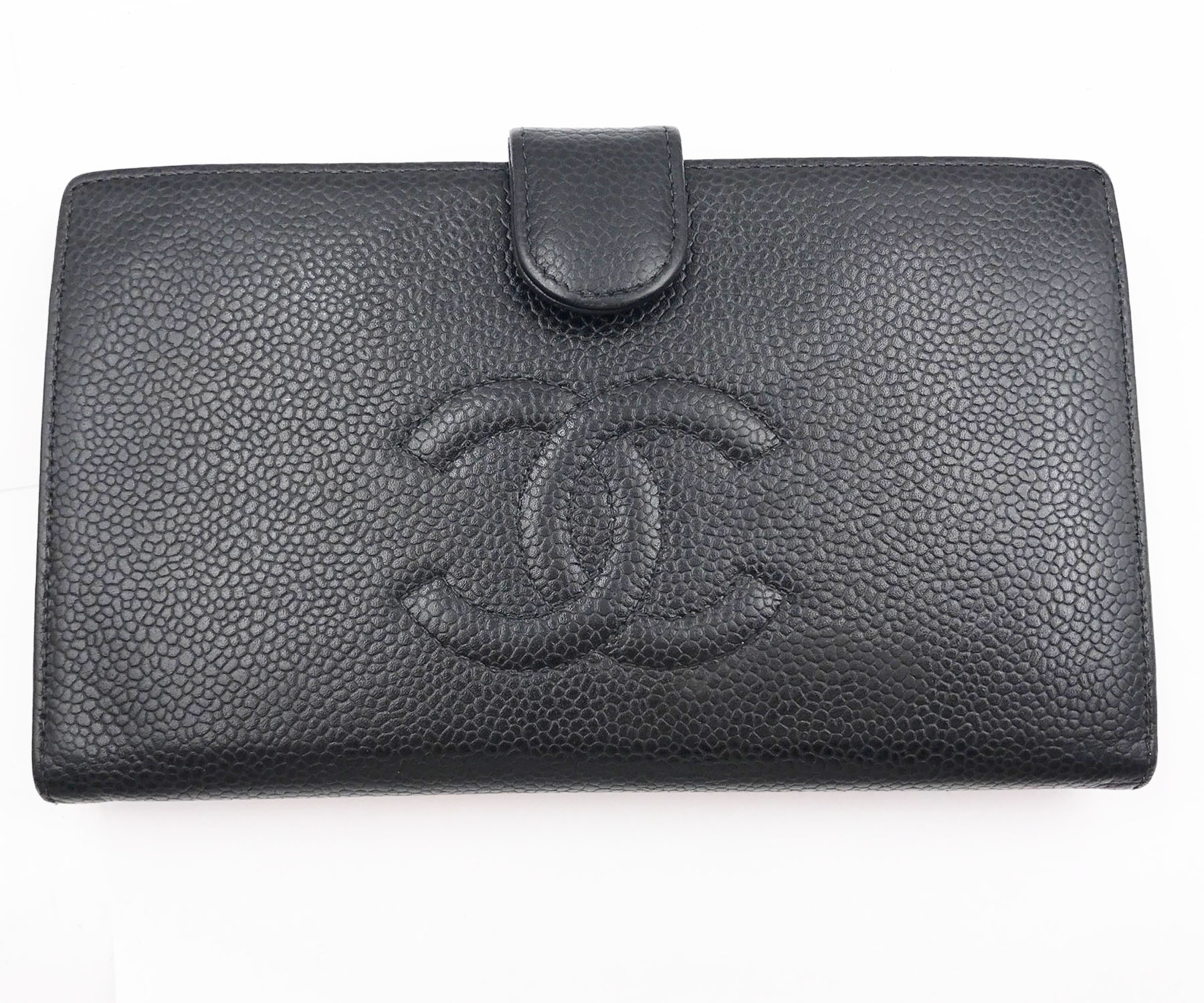 d1b30c87c18e Chanel Classic Caviar Long Wallet | Stanford Center for Opportunity ...
