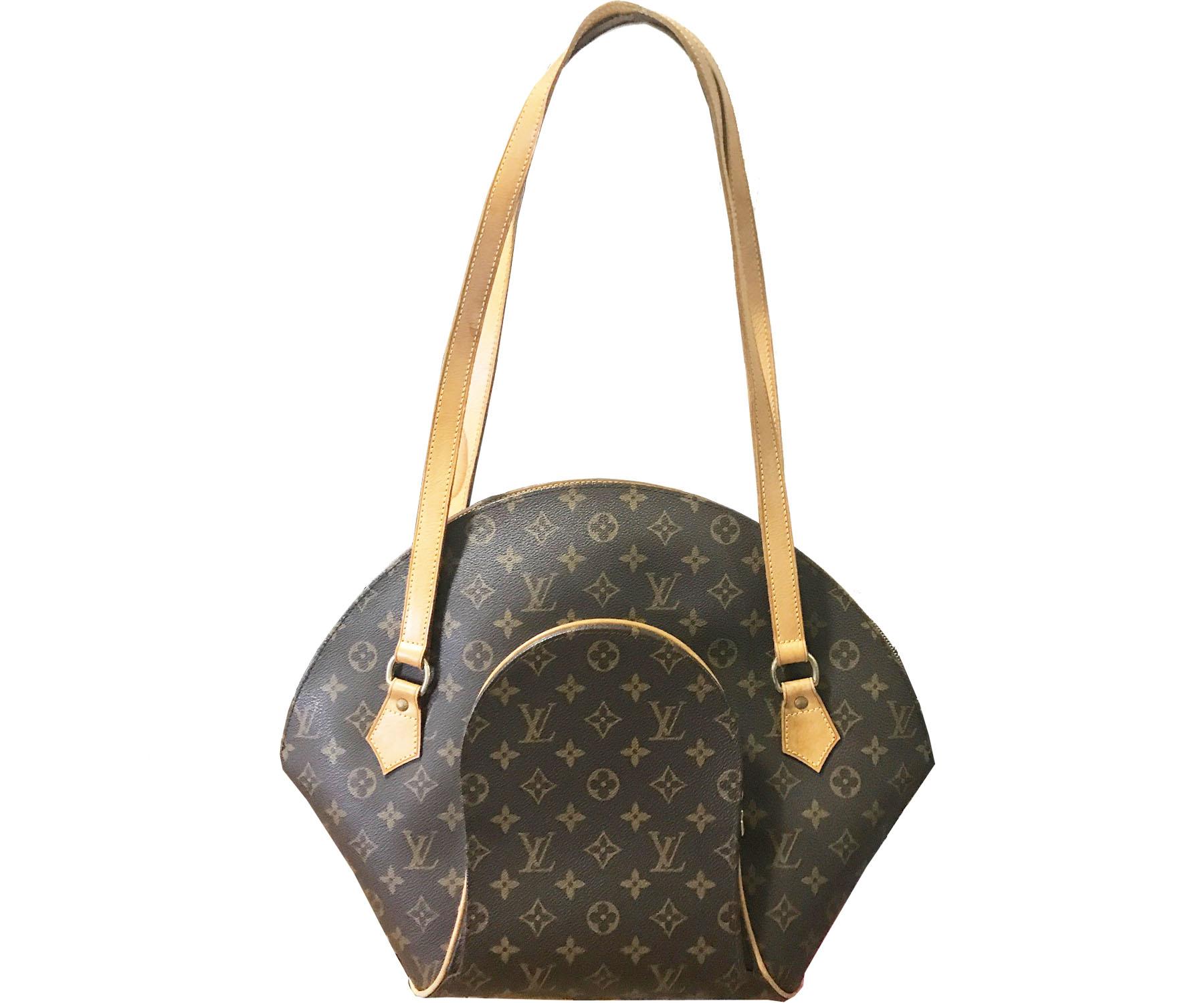Louis Vuitton Monogram Ellipse GM Large Shoulder Bag - LAR