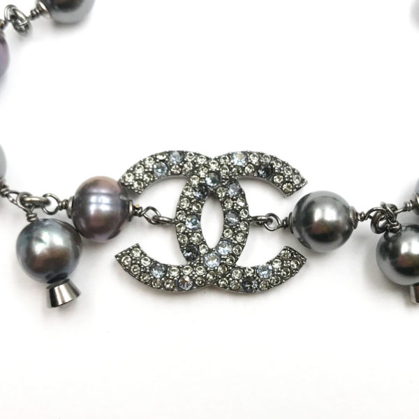 shamballa off clay bracelet grey beads crystal and hematite products